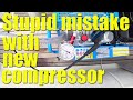 Stupid MISTAKE With Our NEW Compressor Sailing A B Sea Ep 065 mp3