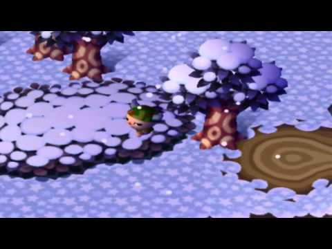 Let's Play Animal Crossing- Day 46: A Snowman Request