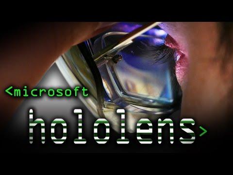 Microsoft Hololens - Computerphile