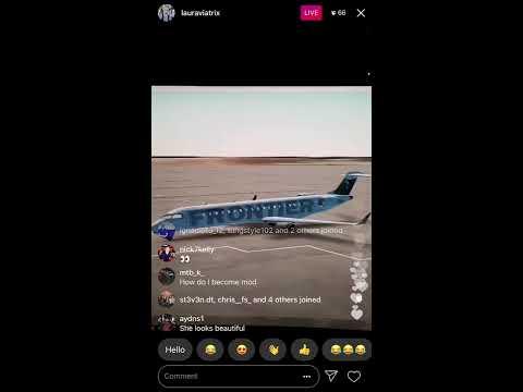 Infinite Flight CRJ update - Live Preview! [MUST WATCH]