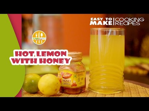 Hot Lemon with Honey for Weight Loss | Drinks Recipe by Yummy Nepali Kitchen