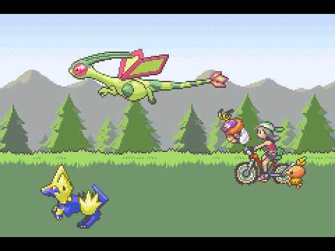 Pokemon Emerald 3 in 1 (GBA) - Vizzed.com Play