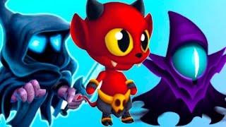 Monster Legends - EQUIPO OSCURO - Combat PVP - LEGENDARY BATTLES