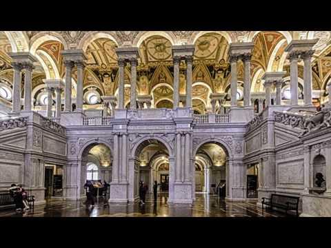 Library Of Congress, Washington D C , Usa
