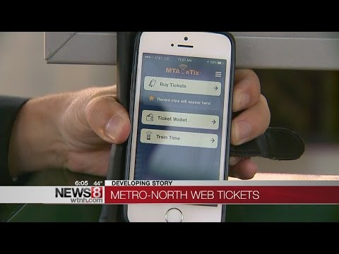 Metro-North pushes monthly riders to buy tickets on app instead of website
