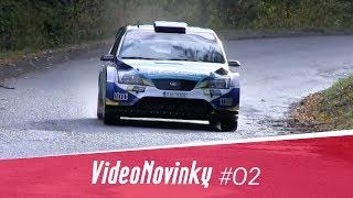 SVK Rally Příbram 2017 - rozhovory po RZ 4