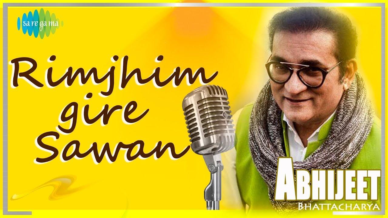 Download Abhijeet Bhattacharya | Rimjhim Gire Sawan | #StayHome #StaySafe MP3 Gratis