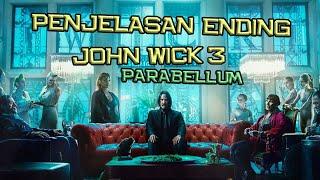 Penjelasan Ending John Wick 3 Parabellum | Apakah Winston Benar Benar Jadi Penghianat ?