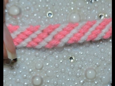 Friendship Band DIY: How to Make with Thread/Wool at Home?