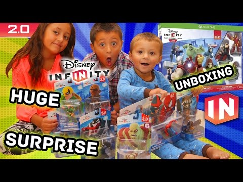 Disney Infinity 3.0 AFTER SCHOOL SCARE CAM SURPRISE! Dad's ...