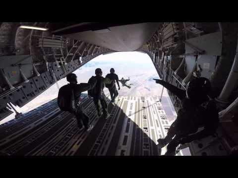 Wings of Blue -- Winter Break Jump Trip 2014