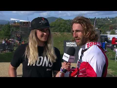 2018 Crankworx Rotorua Broadcast - Mons Royale Dual Speed & Style Rotorua