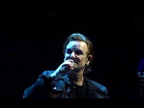 U2 - 2018 - Women of the World (HD) Boston 06-21-2018 (Filmed from GA Edge's Side)