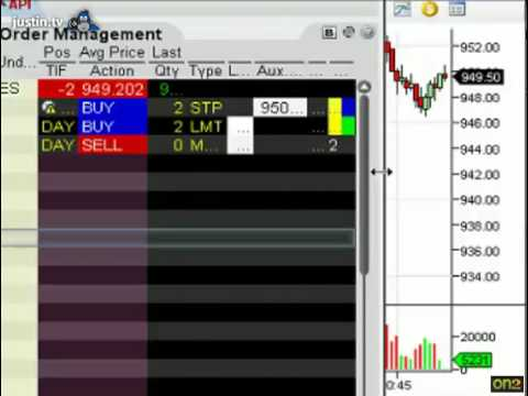 QuoteTracker to Bracket Trader trade execution to Interactive Brokers