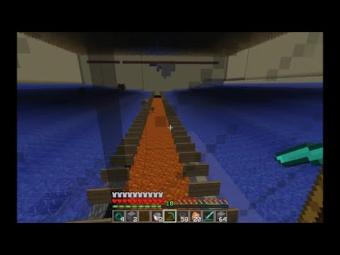 Lets Play SMP Minecraft with TheWalterd61 - Episode 3 - Epic Guardian Farm of DOOM!!
