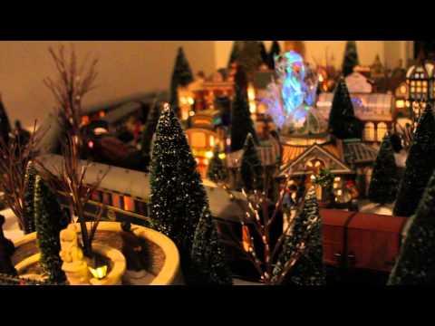 David's 2013 Christmas Village:
