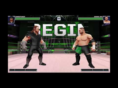 WWE Mayhem part 4