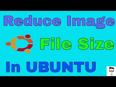 How To Reduce Image File Size In Ubuntu || Resize image size on Ubuntu Linux