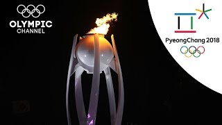 The Pyeongchang 2018 Opening Ceremony Highlights | Winter Olympics 2018 | PyeongChang