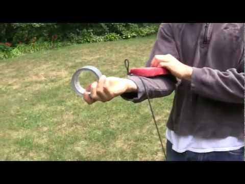 How to Make Your Own Web Shooter Grappling Hook From