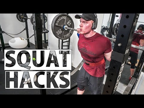 SQUAT HACKS - How I Hit a New PR with 3 SIMPLE Changes