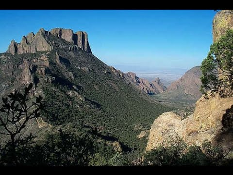 Climbing Casa Grande, Big Bend, Texas