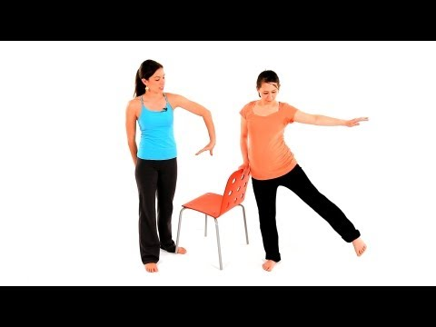 How to Tone Your Legs & Buttocks | Pregnancy Workout