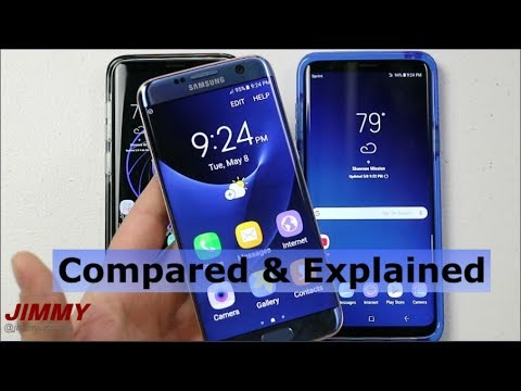 Galaxy S9/S9+ EASY MODE Comparison & How-To Guide