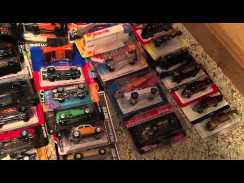 Selling my collection! The end of Hot Wheels Guy