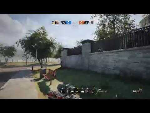 Rainbow six siege 2v1 livestream