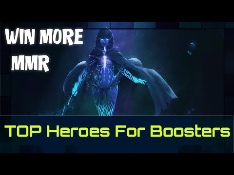 Top Heroes To Boost Your MMR from 1k-6k [ Herald To Divine ]