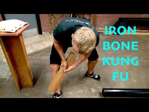 Iron Bone & Iron Palm Mini Workout