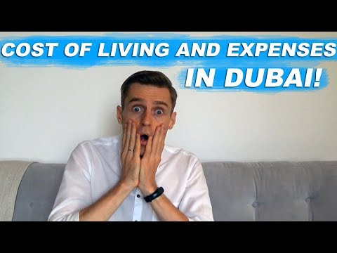 Job in Dubai: How much money do you need to live in Dubai?