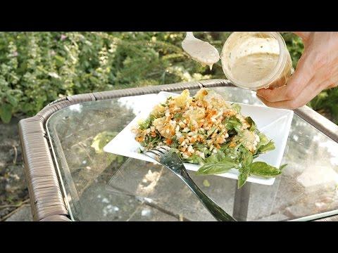 Sweet and Light Salad Dressing Recipe