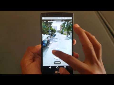 How to use Street View | របៀបប្រើកម្មវិធី Street View ដើម្បីមើលទិដ្ឋភាពជាក់ស្តែង