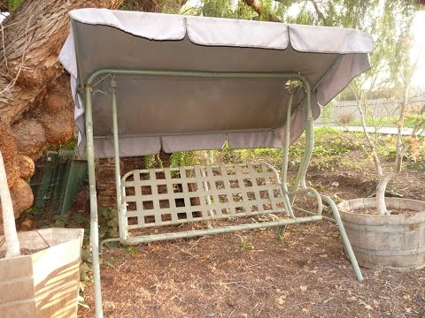 Himark Patio Swing Fabric Replacement - All Models