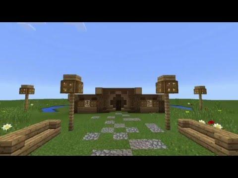 How to Build JackFrostMiner's Hobbit Hole (House Version III)