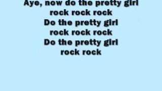 Keri Hilson - Pretty Girl Rock (Lyrics)