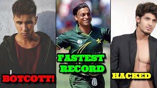 Chenk Against Gangster Guriya and Enta Habibi - Shoaib Akhter Fastest 1 Million Subscribers