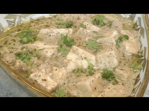 PANEER KALI MIRCH RECIPE || Different Taste Of Paneer Kali Mirch || Sanobar's Kitchen