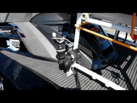 Jet Ski Cooler Rack Strong Outdoors Pac-Rac Product Intro