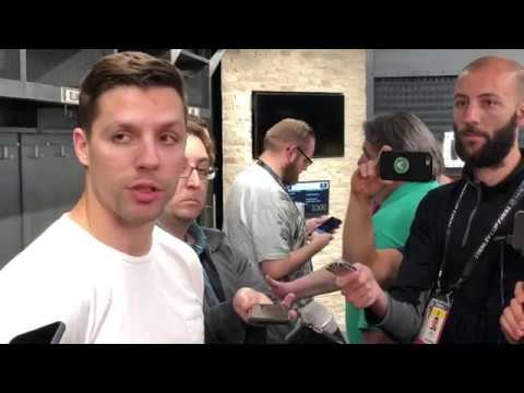 David Perron on becoming a free agent