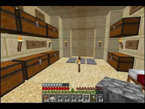Minecraft: Farm Everything Episode 12 - Enderman Farm (Overworld)