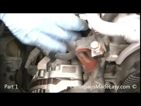 Honda 1.7L Timing Belt / Water Pump Replacement Part 1