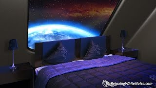 Download Starship Sleeping Quarters | Sleep Sounds White Noise with Deep Bass 10 Hours Video