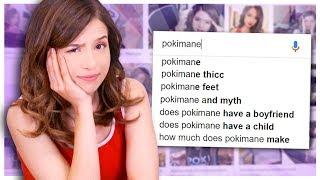 How Much Does Pokimane Make? I Google Myself!
