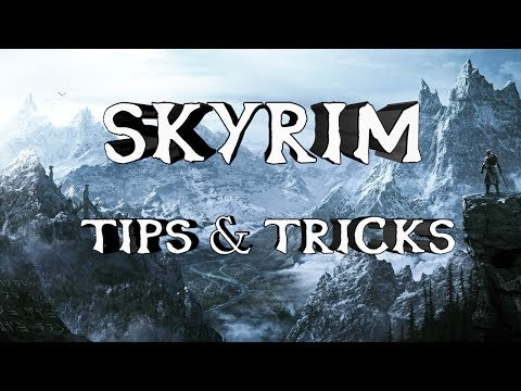 Skyrim Tips and Tricks - Waiting speed trick for Xbox 360