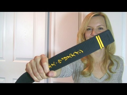 Training for a Black Belt Karate★ How to Prepare for Physical Fitness Tests (PFT)