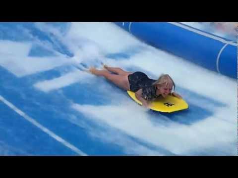 Micro Bikini Water Park Ride Slide - VidoEmo - Emotional ...