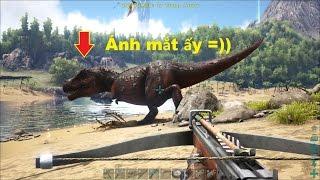 ARK: Survival Evolved #27 - Săn thành công Khủng long bạo chúa T-Rex